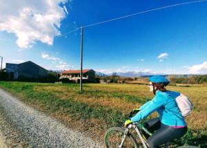 Una giornata di sole in bicicletta