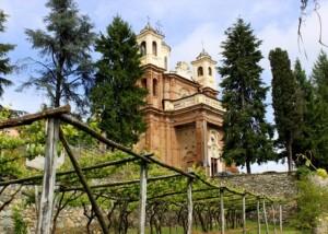 Agliè - Santuario Madonna delle Grazie