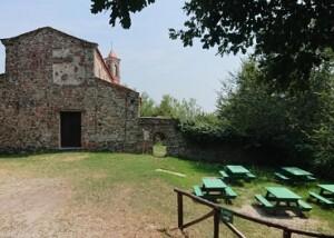 Chiesa di Santo Stefano al monte - Candia Canavese