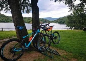 Il Lago Pistono a Montalto Dora