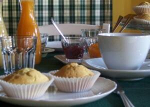 B&B Le antiche volte La colazione