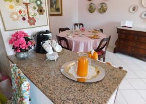B&B Signorina Felicita sala colazione
