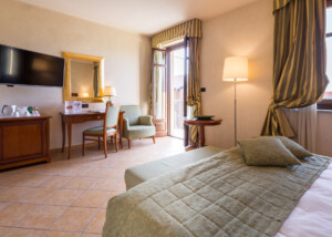 Hotel Le Rondini camera