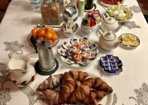 Country house Fuori Porta d'Azeglio Breakfast