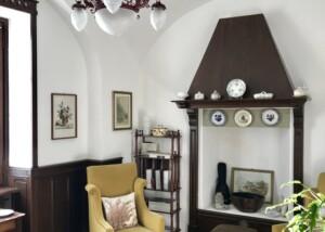 Country house Fuori Porta d'Azeglio spazi comuni