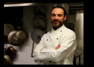 lo chef Roberto Marchello
