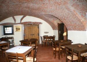 Vecchio mulino di Bairo sala colazioni