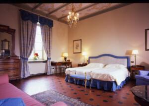 Villa Matilde camera
