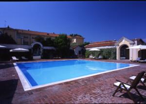 Villa Matilde piscina