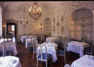 Villa Matilde sala blu