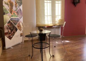 B&B Atene del Canavese - angolo lettura sala colazione_IMG-1780_800x600