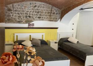 B&B Atene del Canavese - camera da letto Antonio Michela_IMG-1783_800x600