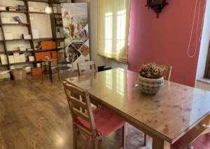 B&B Atene del Canavese - sala colazioni e angolo lettura_IMG-1779